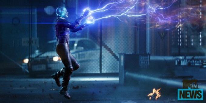 """Electro in """"The Amazing Spider-Man 2: il potere di Electro"""""""