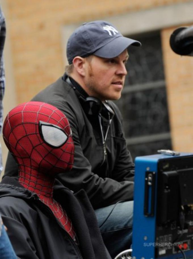 Spider-Man e Marc Webb