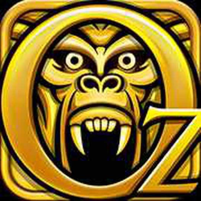 Logo Temple Run Oz