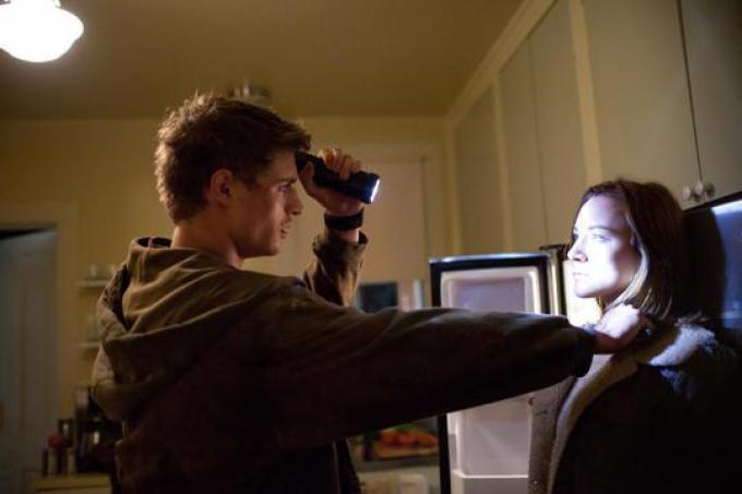 Max Irons e Saoirse Ronan