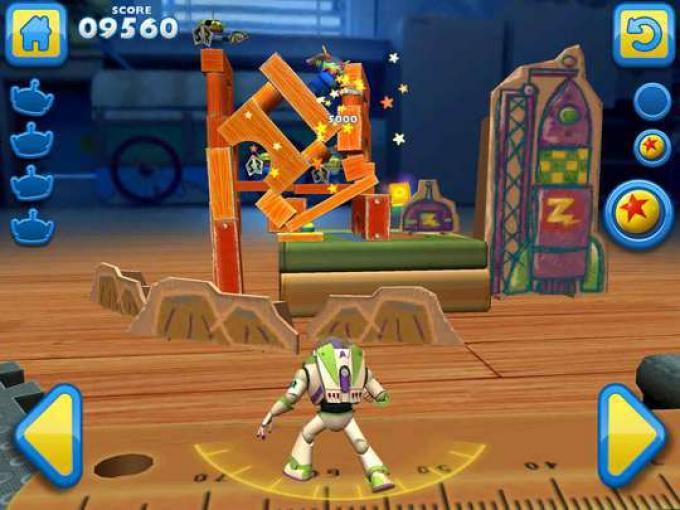 Toy Story: Smash It! Buzz Lightyear all'opera.