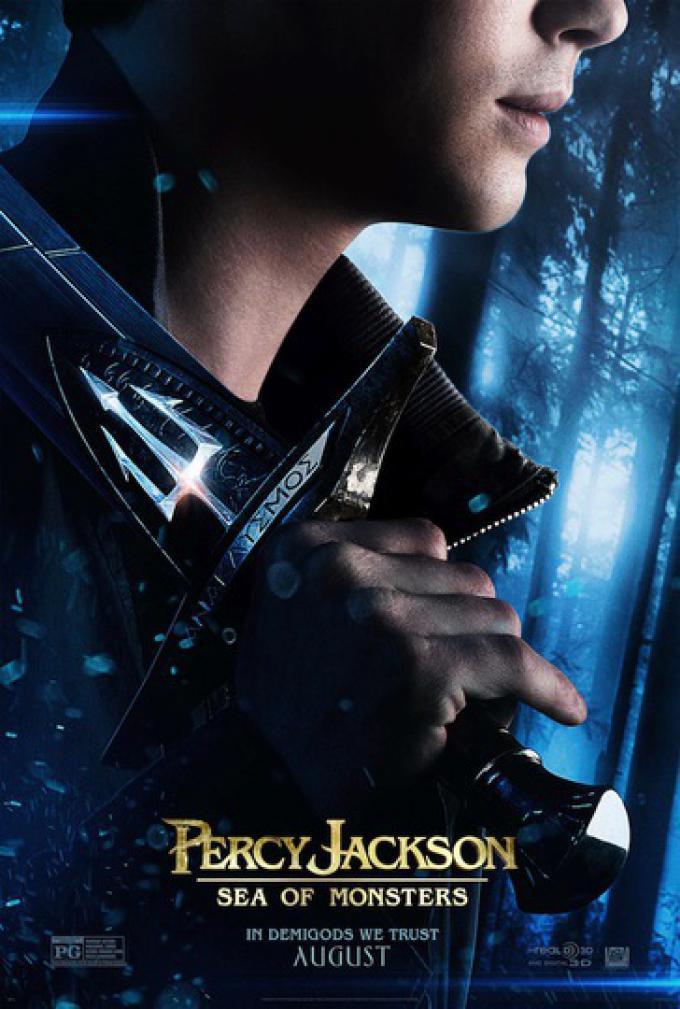 Percy Jackson e gli dei dell'Olimpo - Il mare dei mostri, il nuovo poster