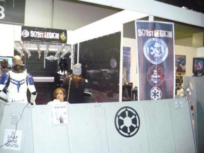 501 St: lo stand