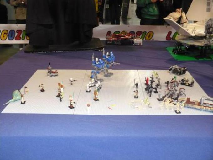 LEGO Star Wars: lo stand