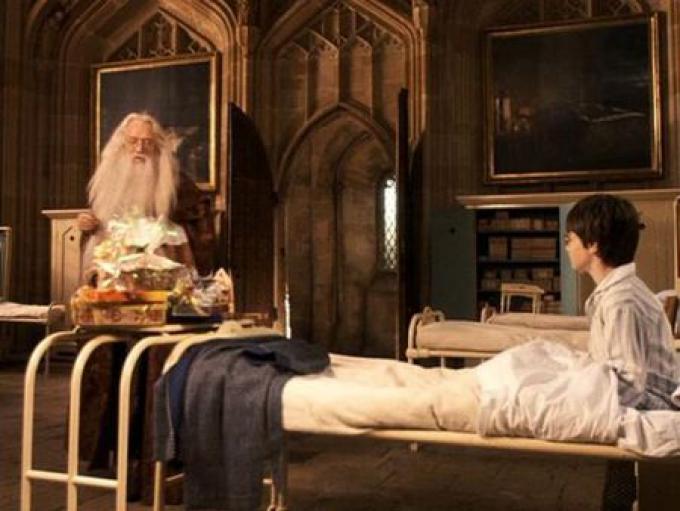 Harry pagherà caro il prezzo dello scontro, ma nulla che Madama Chips, l'infermiera della scuola, non possa guarire.