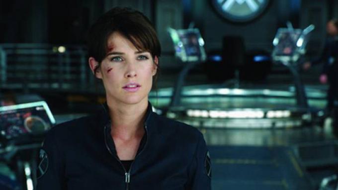 Cobie Smulders (Agente Maria Hill)