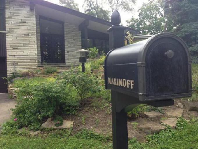 La cassetta delle lettera dei Maximoff