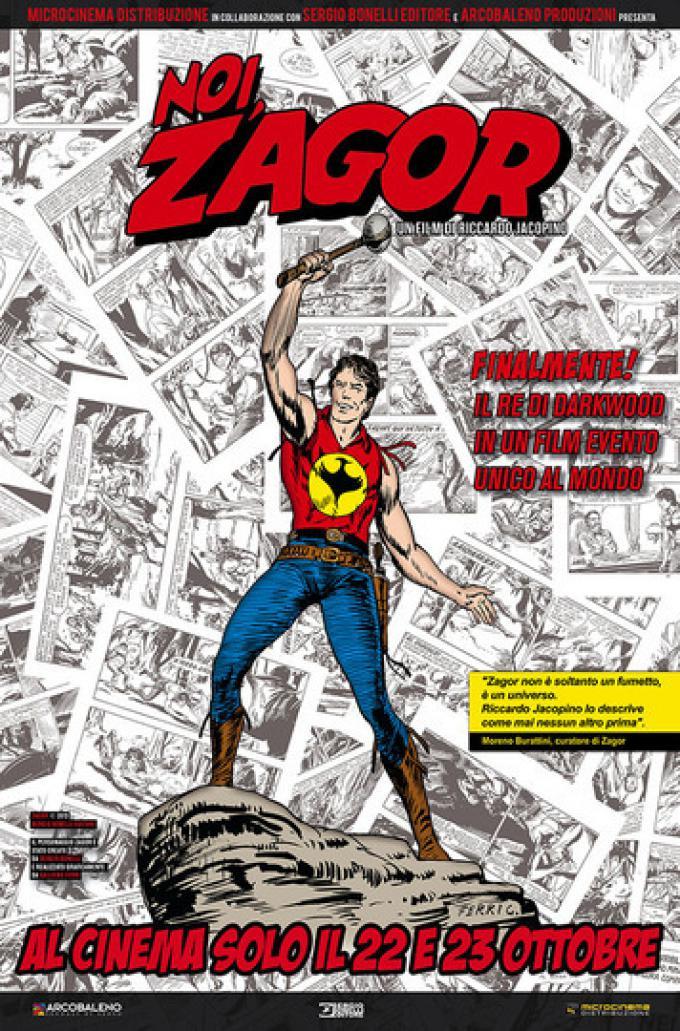 Noi, Zagor. Il Poster