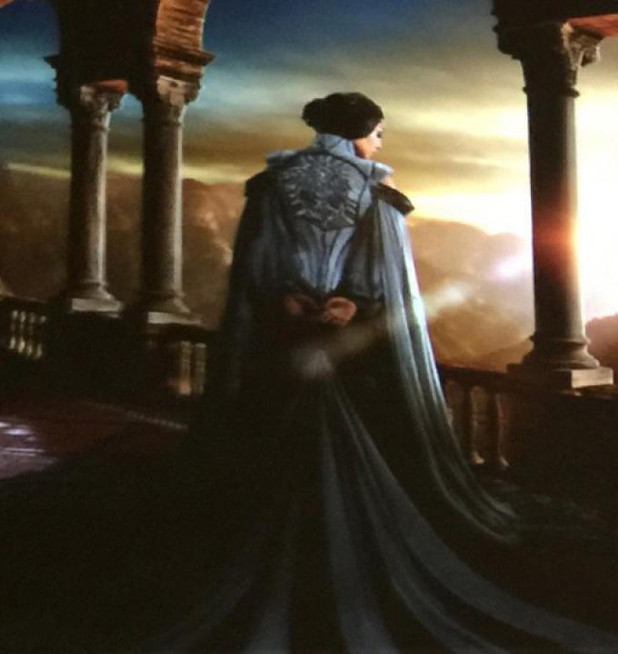 Lady Taria (Ruth Negga)