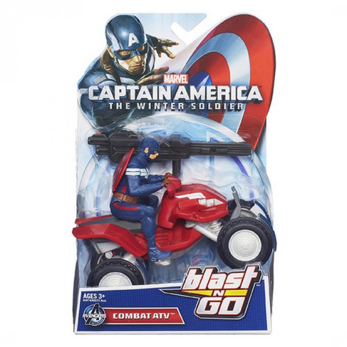 Il combat ATV di Cap