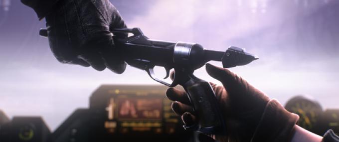 Harlock offre la sua vita a Logan