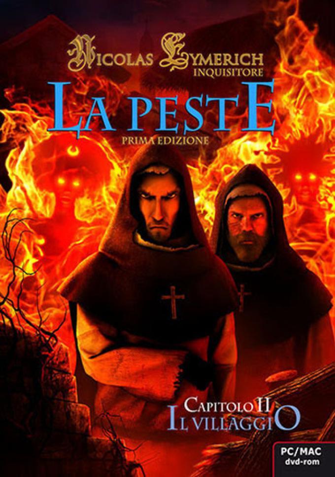 Nicolas Eymerich, Inquisitore - Parte II: Il villaggio. Cover versione PC
