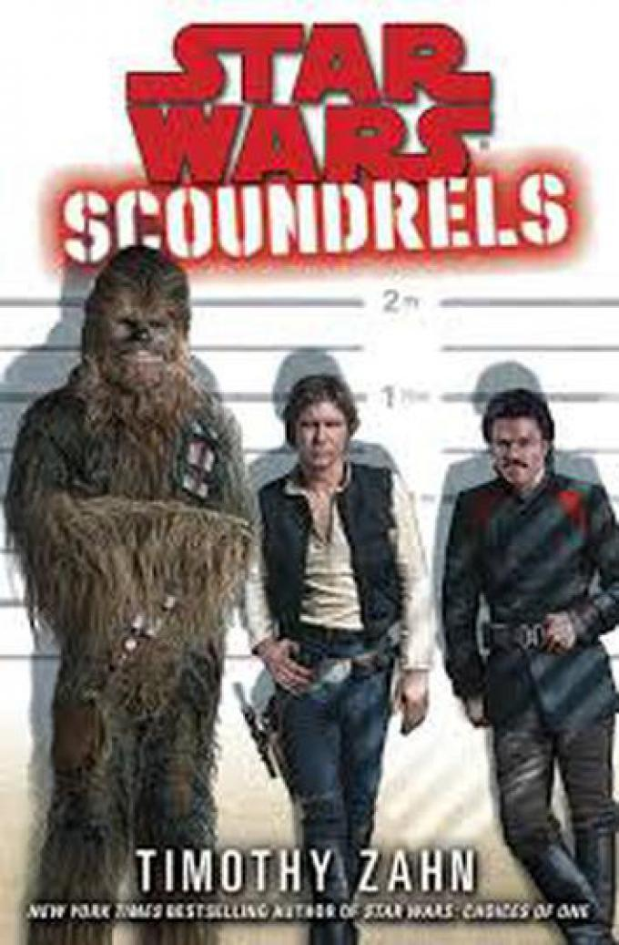 Star Wars Scoundrels di Timothy Zahn
