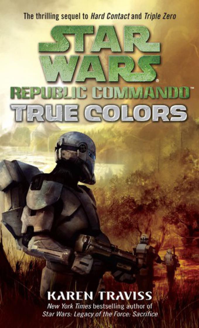 Star Wars: True Colors, di Karen Traviss