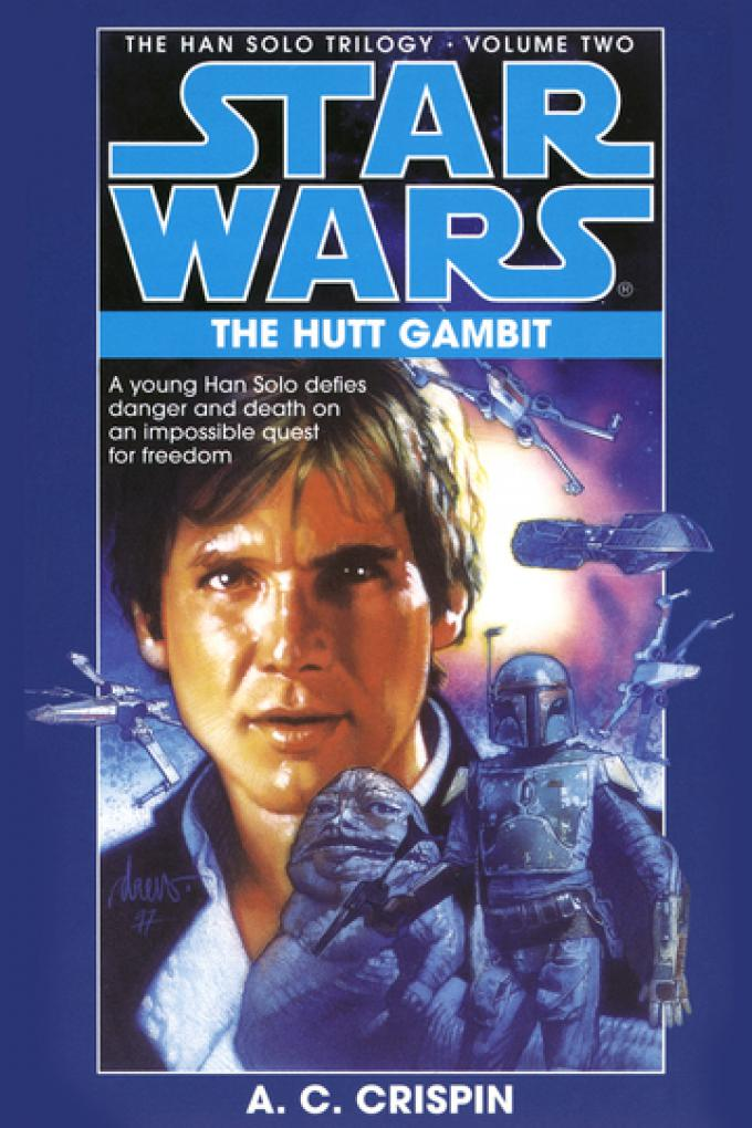 Star Wars: The Hutt Gambit, di A.C. Crispin