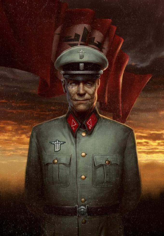 Wolfenstein The New Order: Deathshead Portrait
