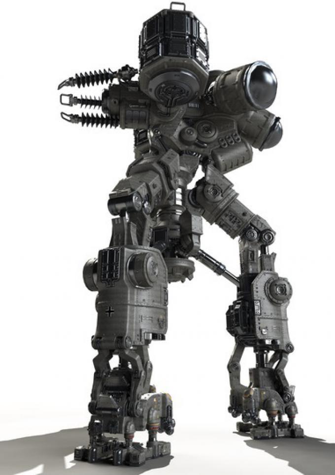 Wolfenstein The New Order: Prototype Monitor