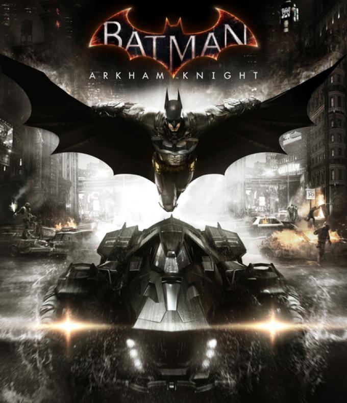 Batman: Arkham Knight. Logo.