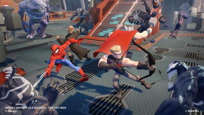 E3 ToyBox Game 2