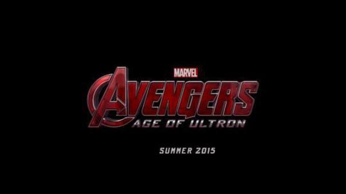 Avengers: Age of Ultron. Logo