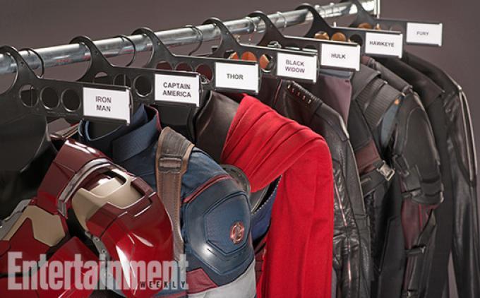 I costumi degli Avengers