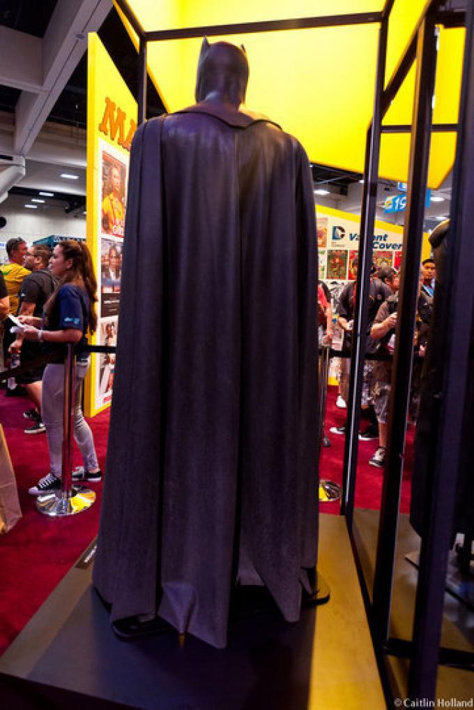 Il costume di Batman
