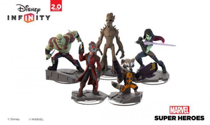 Disney Infinity 2.0: Guardiani della Galassia