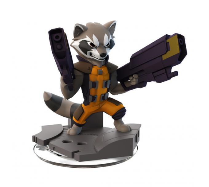 Rocket Raccoon package