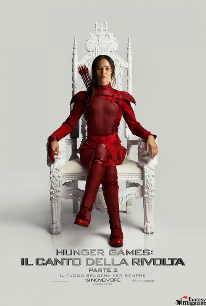 Hunger Games: Il canto della rivolta – Parte 2 (Photo Credit: Murray Close)
