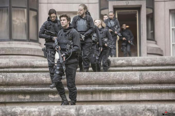 Hunger Games: Il canto della rivolta – Parte 2 (Photo Credit: Murray Close)