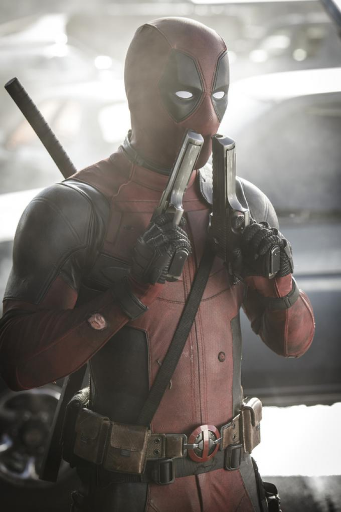 Ryan Reynolds è Deadpool