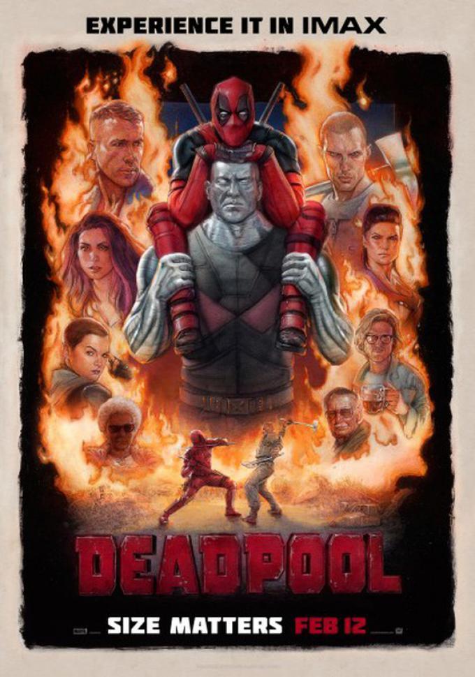 Poster di Deadpool