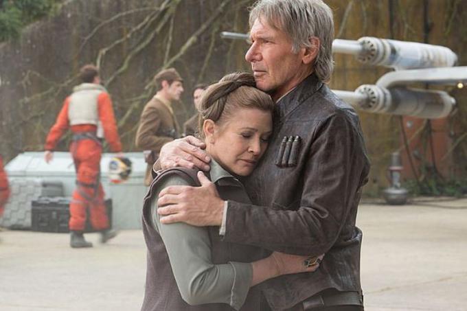 Han e Leia