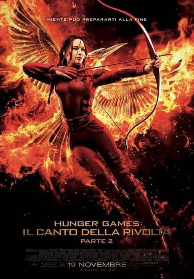 Hunger Games: il canto della rivolta � Parte 2. Photo Credit: Murray Close
