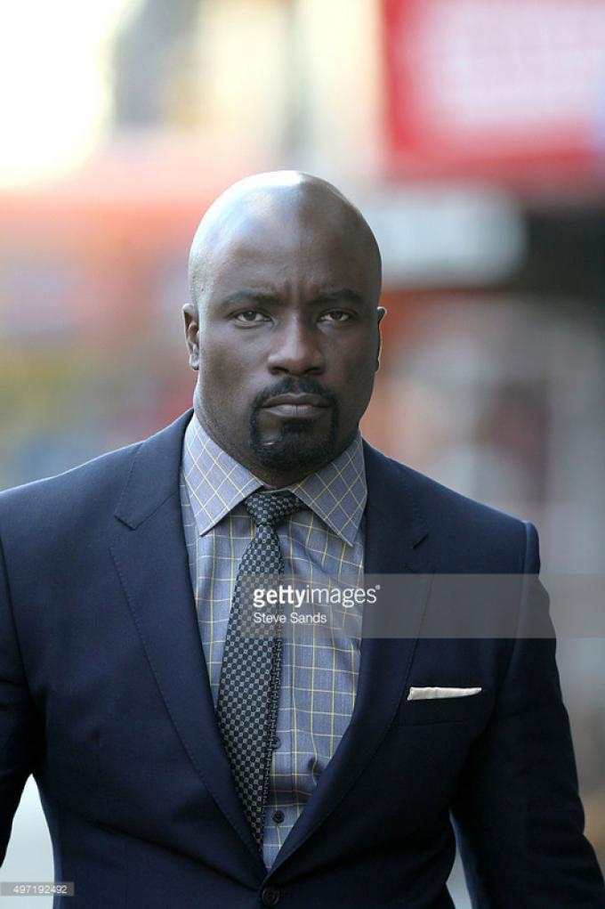Mike Colter è Luke Cage - Foto di Steve Sands per Getty Images