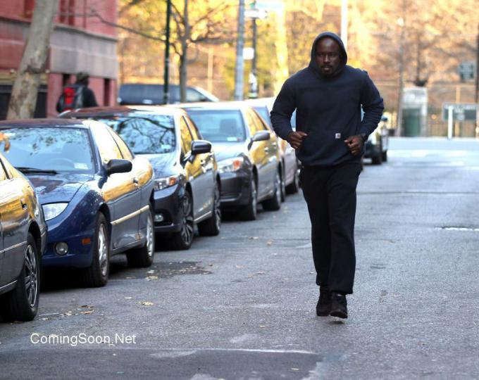 Luke Cage (Foto Getty Images)