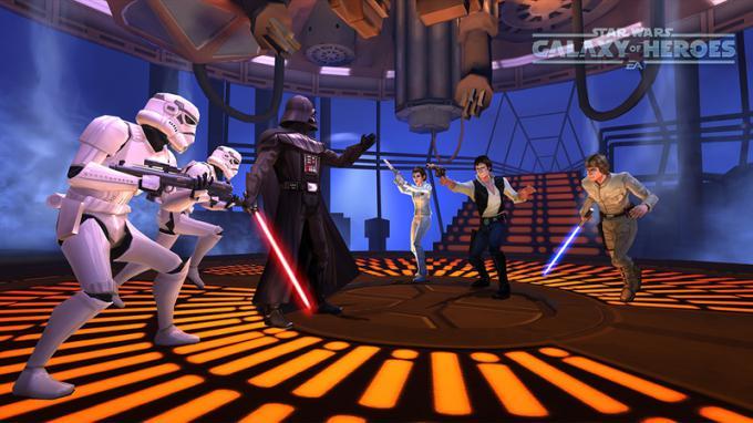 Star Wars™ Galaxy of Heroes