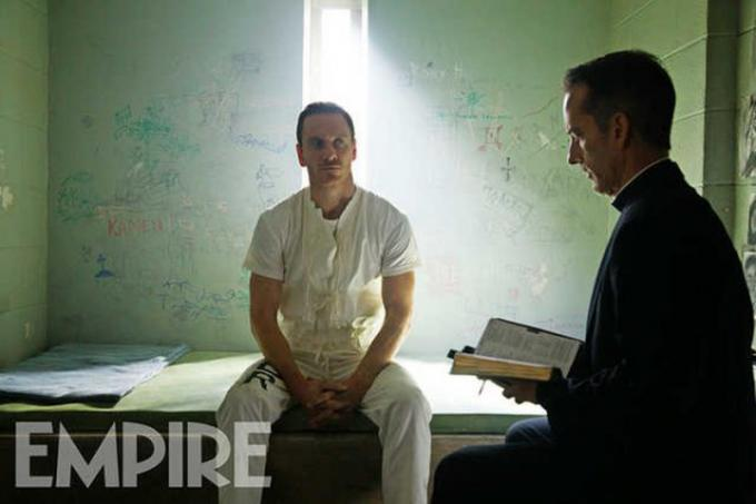 Michael Fassbender è Callum Lynch in Assassin's Creed