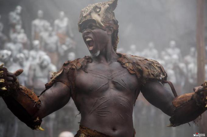 The Legend of Tarzan - Djimon Hounsou