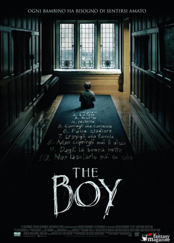 The Boy � Poster