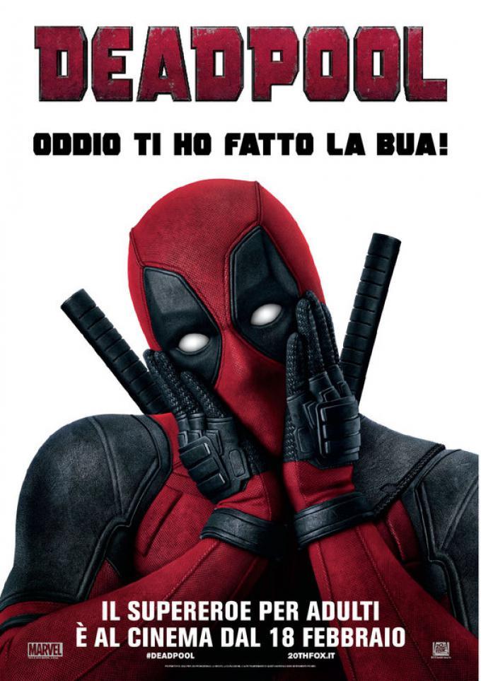 Poster ufficiale italiano