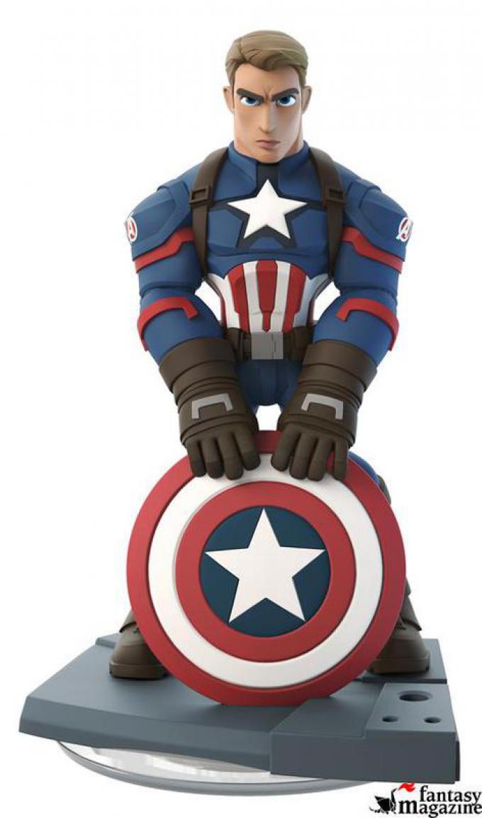 Marvel Battlegrounds - Captain America