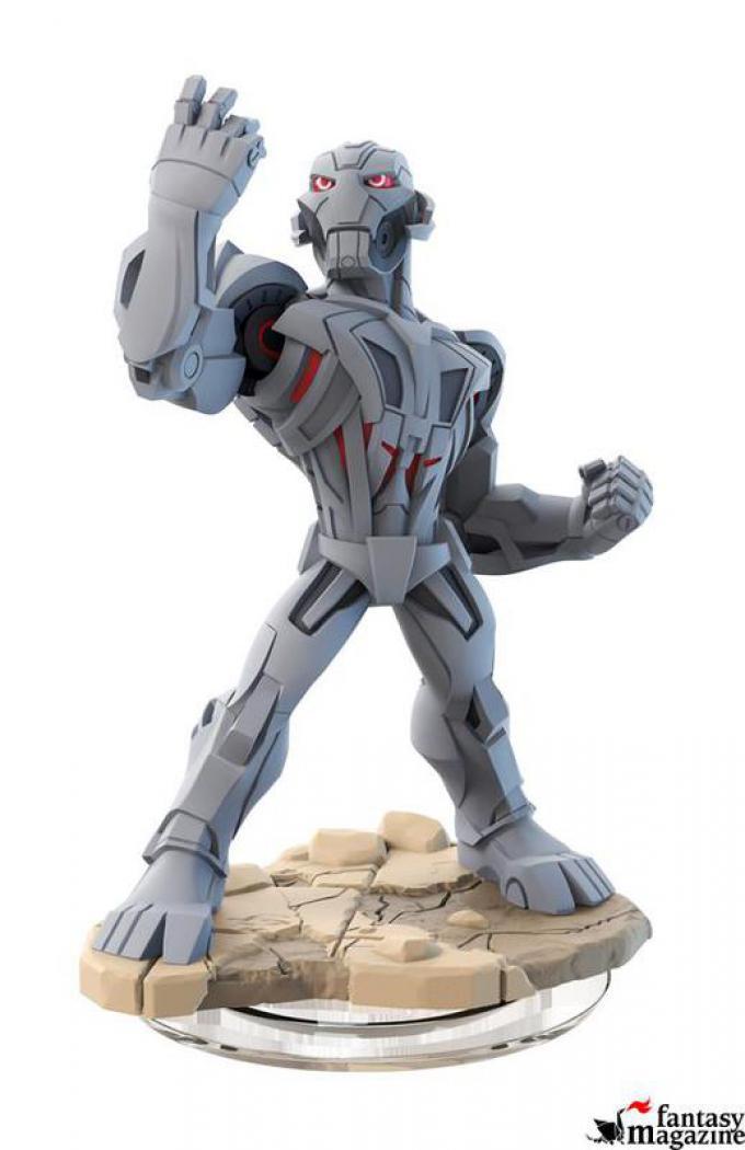 Marvel Battlegrounds - Ultron