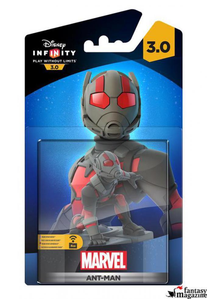 Marvel Battlegrounds - Ant-Man