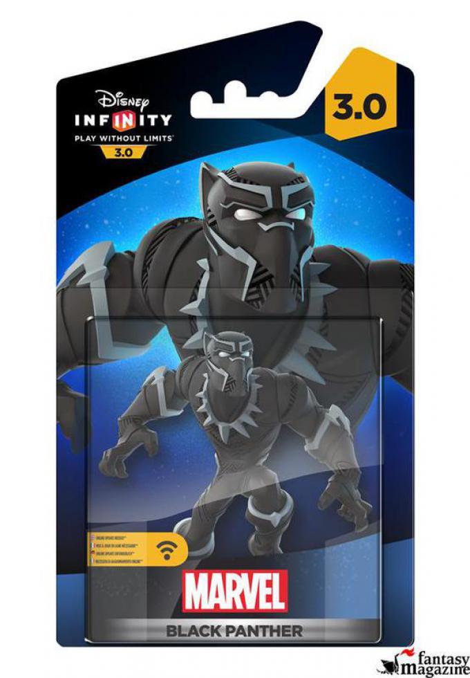 Marvel Battlegrounds - Black Panther