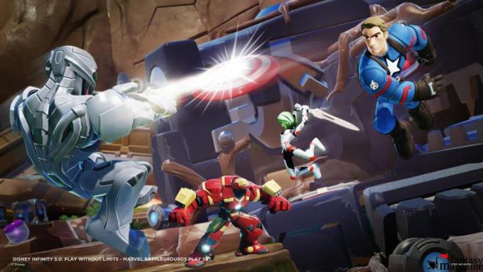 Marvel Battlegrounds - Screenshot