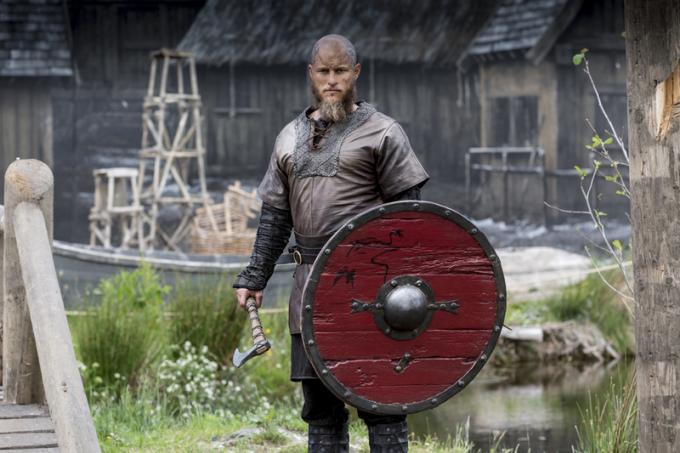 Travis Fimmel (Ragnar)