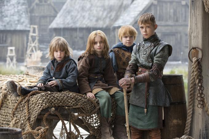 I figli di Ragnar
