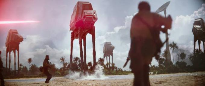 A Star Wars Story: Rogue One