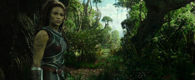 Warcraft - L'inizio. Garona